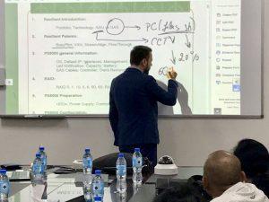 New Training Center in Dubai