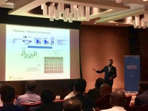 Rasilient Systems showcases forensic-grade technologies at Milestone Intro Days in Doha, Qatar
