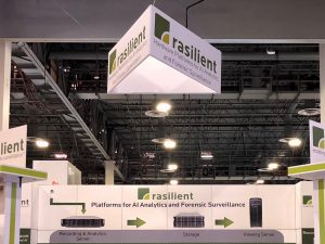 Busy April: Rasilient Showcases New ApplianceStor72 Video Analytics Server at Well-Known Security Shows in Las Vegas, San Diego and Mexico