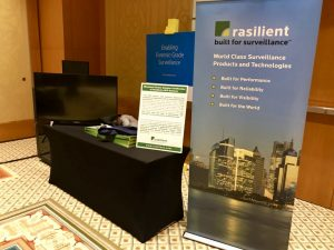 Rasilient Impresses With 1,000-Camera Demo–With No Frame Drop–at Milestone MPOP Event in Dubai