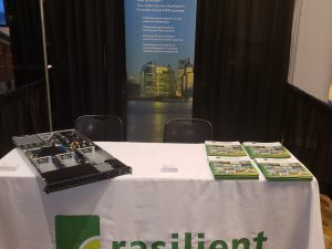 Rasilient Shows off Stadium Security Solutions at NCS4 Sports Safety Conference