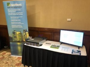 Rasilient Shares Video Surveillance Storage & Server Solutions at SSI Surveillance Summits in Ontario & British Columbia
