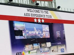 Rasilient Knocks It Out of the Park at AXIS Experience Tour Stops in Cleveland, Pittsburgh