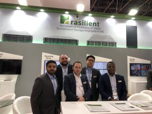 Rasilient & Partners Have Great Show at Intersec Dubai 2019