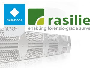 Rasilient Joins Milestone System Builder Program