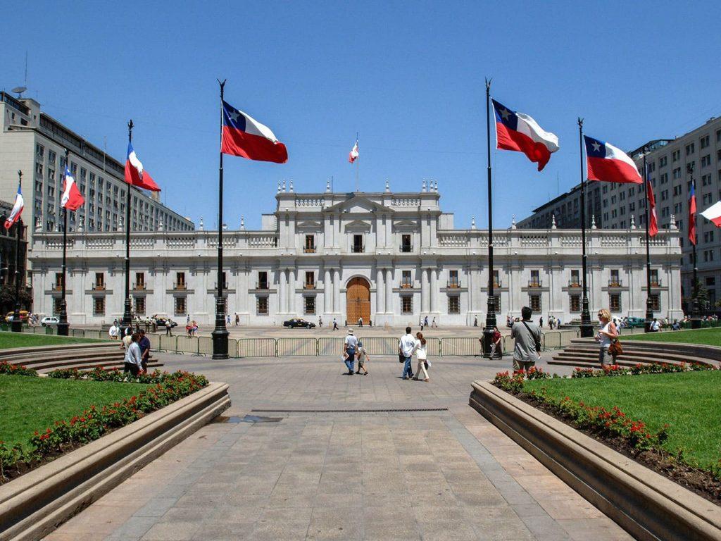 Ministerio Secretaria General De Gobierno
